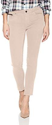 Calvin Klein Jeans Women's Women's Sateen Ankle Skinny Pant