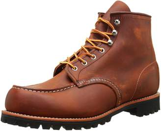 Red Wing Shoes Men's Roughneck Lace Up