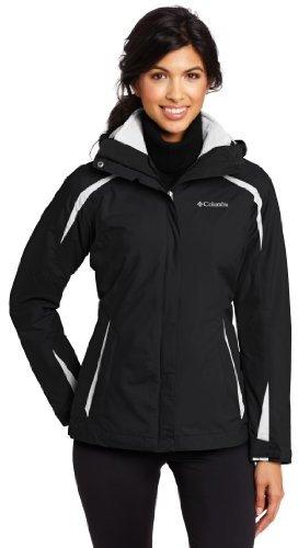 Columbia Women's Blazing Star Interchange Jacket, Black, Large