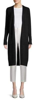Saks Fifth Avenue Cashmere Duster Cardigan