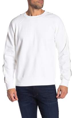 7 For All Mankind Long Raglan Sleeve Sweatshirt