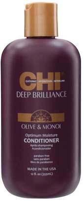 CHI Deep Brilliance Optimum Moisture Conditioner $18 thestylecure.com