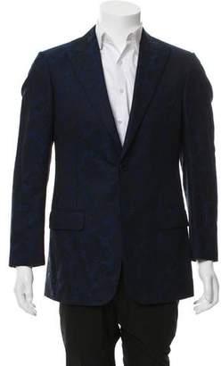 Domenico Vacca Wool & Silk-Blend Blazer