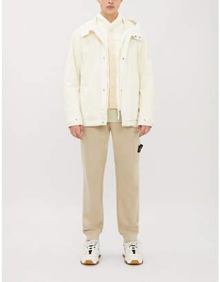 Stone Island Ghost Piece Mil Spec woven jacket