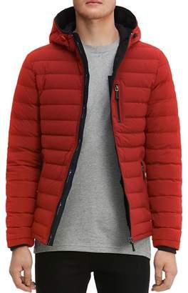 Moose Knuckles Fullcrest Hooded Down Jacket
