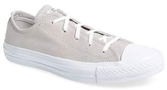 Converse Chuck Taylor(R) All Star(R) Tipped Metallic Low Top Sneaker (Women)