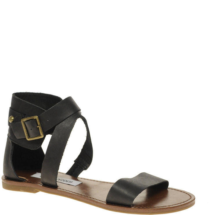 Steve Madden Bethany Strapped Flat Sandals