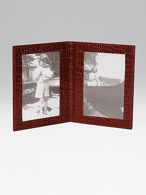 Graphic Image 4 X 6 Bifold Portrait Frame