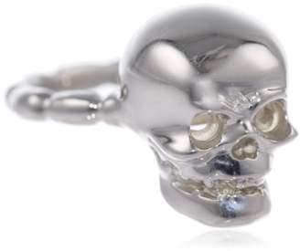 """Rotenier Skull"""" Sterling Skull Ring"""
