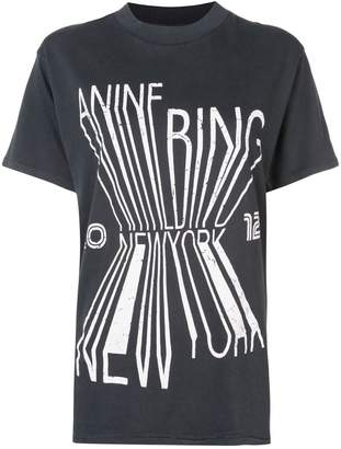 Anine Bing New York T-shirt