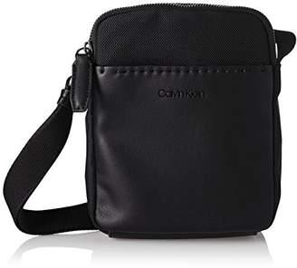 Calvin Klein Jeans Multi Task Mini Reporter, Men's Shoulder Bag,4x20x16 cm (B x H T)