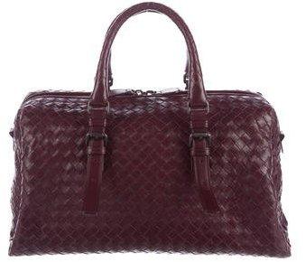 Bottega VenetaBottega Veneta Intrecciato Glazed Leather Bag
