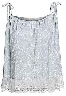 Eberjey Women's Coquettish Cami& Shorts Two-Piece Set