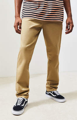 PacSun Khaki Slim Fit Chino Pants