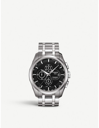 Tissot T0502171705700 stainless steel chronograph automatic watch