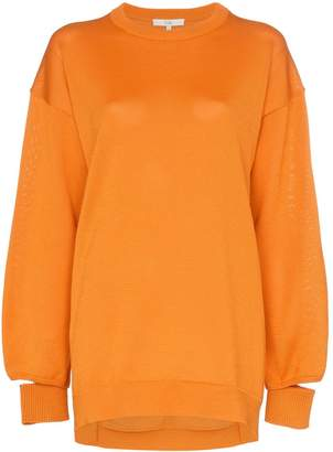 Tibi oversized knitted jumper