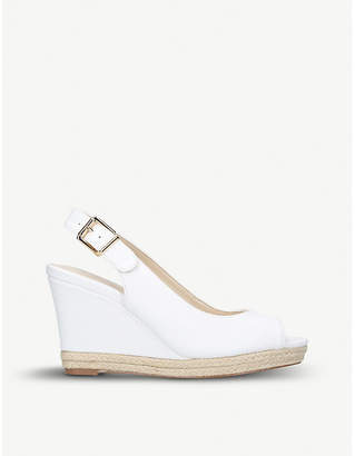 Nine West Dionne wedge sandals