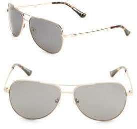 Revo Johnston 59MM Aviator Sunglasses