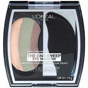L'Oreal The One Sweep Eye Shadow, Playful for Green Eyes
