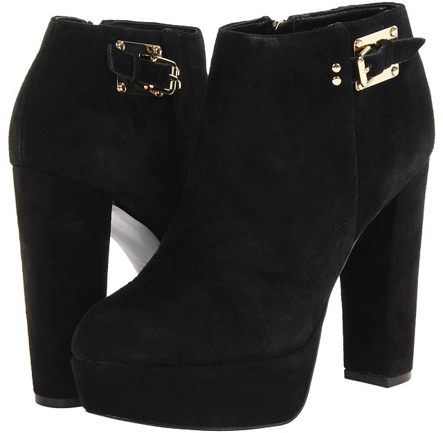 Dolce Vita Valensia (Black) - Footwear