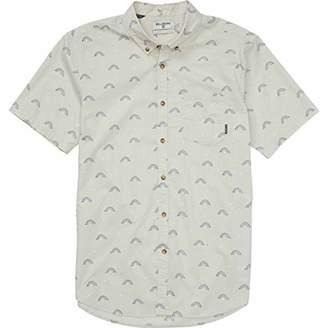 Billabong Men's Sundays Mini Short Sleeve Top