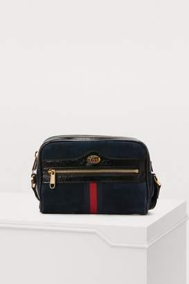 Gucci Ophidia suede mini bag