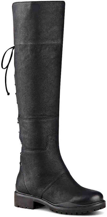 Nine West Women's Nine West Mavira Over The Knee Boot -Black