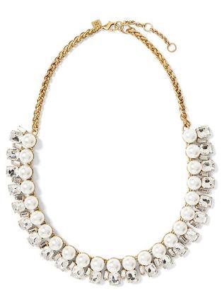 Set Pearl Necklace $48 thestylecure.com