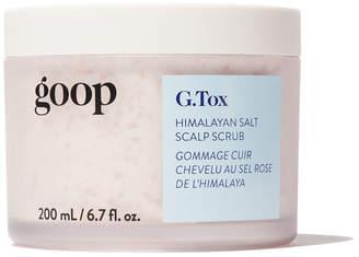Goop Body Body G.tox Himalayan Salt Scalp Scrub Shampoo