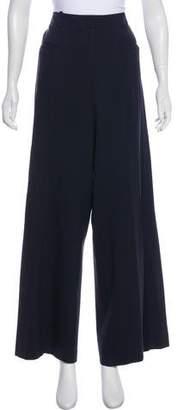 TSE Wool Wide-Leg Pants