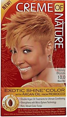 Crème of Nature Exotic Shine Honey Blonde Permanent Hair Color