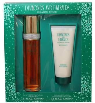 Elizabeth Taylor for Women Gift Set Eau De Toilette Spray 3.3-Ounce and Body Lotion 3.3-Ounce