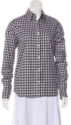 Creatures of the Wind Long Sleeve Button-Up Top
