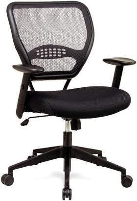 SPACE 5500 Air Grid Mid-Back Swivel Chair
