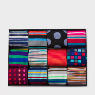 Paul Smith Men's Socks Gift Box $270 thestylecure.com