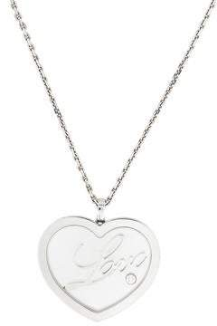 Chopard Love Diamond Pendant Necklace