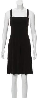 Eres Sleeveless Knee-Length Dress w/ Tags