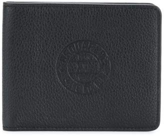 DSQUARED2 logo embossed wallet