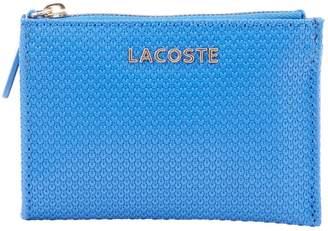 Lacoste Blue Leather Purses, wallets & cases