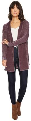 Allen Allen Long Sleeve Sweater Cardigan Women's Sweater