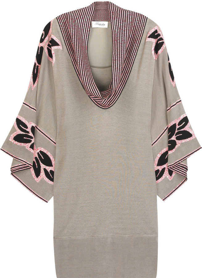 Temperley London Nikita silk dress