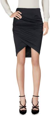 Betty Blue Knee length skirts - Item 35355391HK
