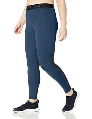 Core 10 Women's Plus Size Lightweight Compression Full-Length Legging