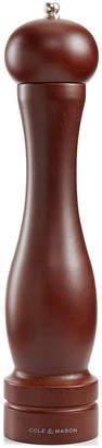 """Cole & Mason 12.5"""" Capstan Beech Wood Pepper Mill"""