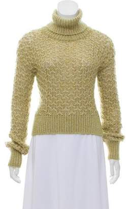 Missoni Turtleneck Knit Sweater