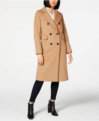 French Connection Double-Breasted Coat