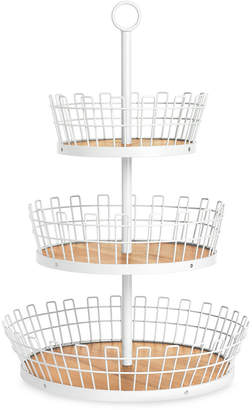 Martha Stewart Collection 3-Tiered Basket, Created for Macy's