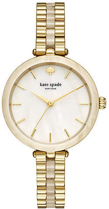 Gold and horn holland watch $225 thestylecure.com