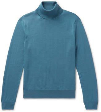 Sandro Wool Rollneck Sweater