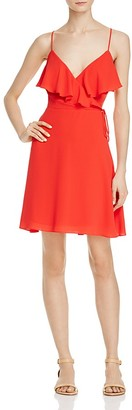 Bailey 44 Ruffle Negril Dress $218 thestylecure.com